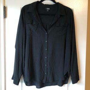 A.N.A. Black blouse
